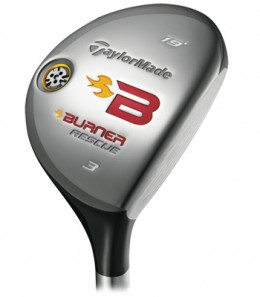 TaylorMade Burner Rescue Hybrid Golf Club