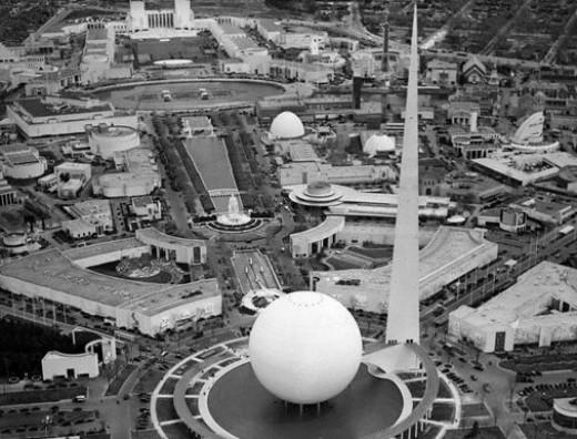 The World's Fair, 1939, New York