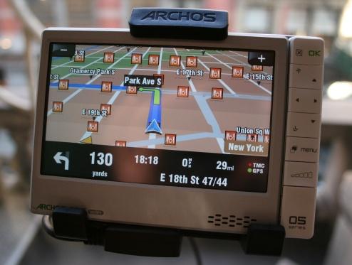 GPS Car Mount