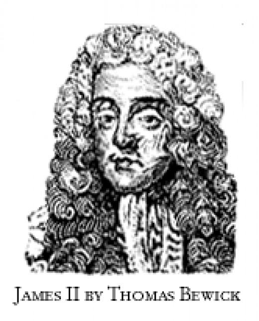 King James II