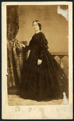Martha Brady.