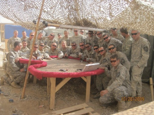 Co. C 3rd Platoon - 4/23 Inf Bat. Please remember ALL these guys and remember our allied forces as well this Memorial Day Weekend.