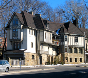 The Deming House, Cedar Fairmount, Cleveland Heights, Ohio