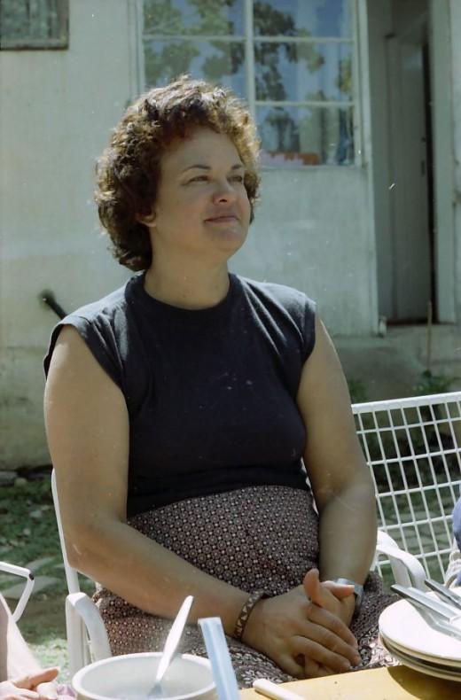 Maxine in 1985