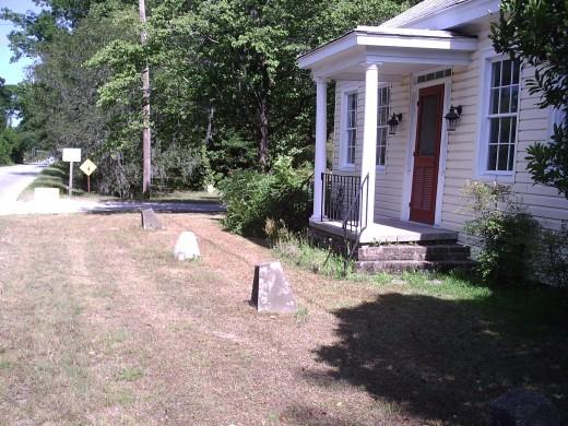 home-place in 2007   built in 1865 -  located in Garden City, GA near Savannah, GA