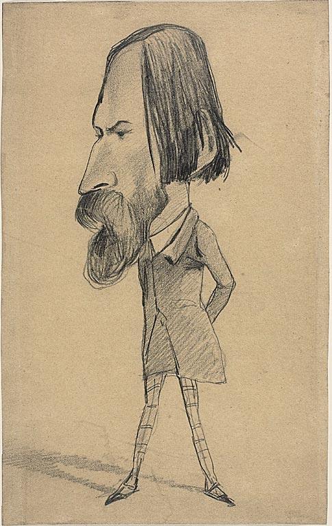 AUGUSTE VACQUERIE (1854)
