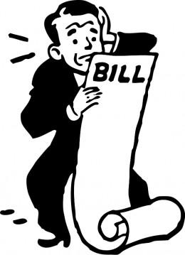 No more expensive bills!