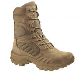 A modern combat boot