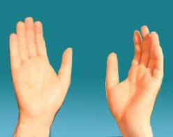 LIFTING  UP  HANDS  IN  WORSHIP  AND  PRAYER