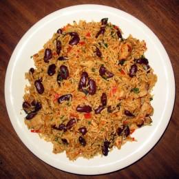 Brown Rice & Legumes