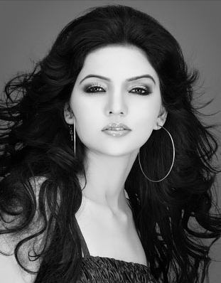 Priyanka Dahiya - A New India Models model