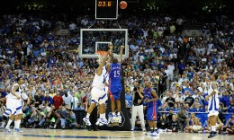 Can Josh Selby live up to his accolades and lead KU to the Final Four, as Mario Chalmers did in 2008?