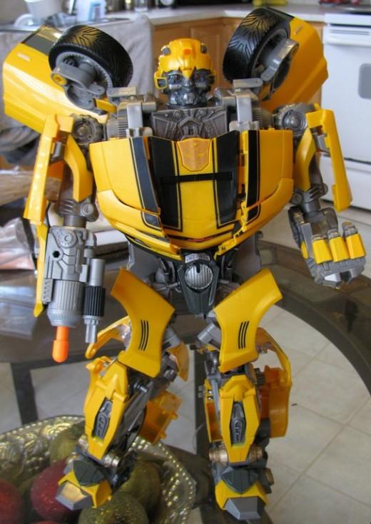 Ultimate Bumblebee. Source: Flickr, FirehawkNS