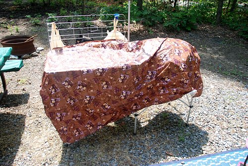 Cooking Table Cover
