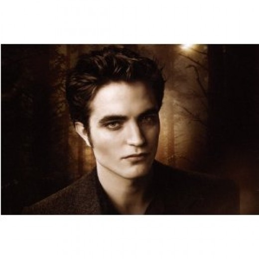 Edward Cullen pillowcase
