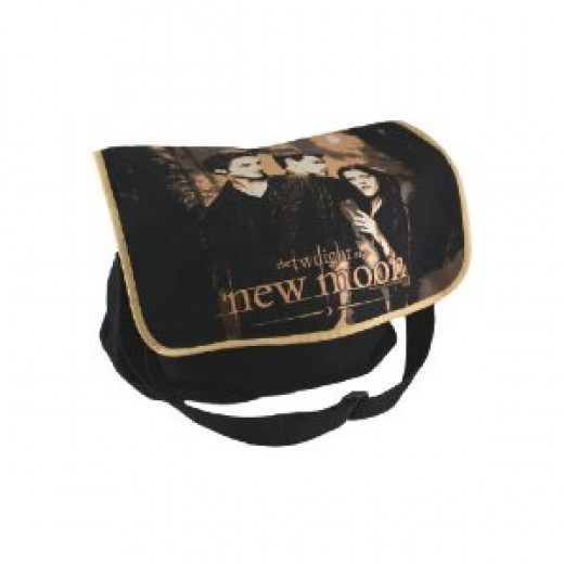 Twilight New Moon Messenger Bag