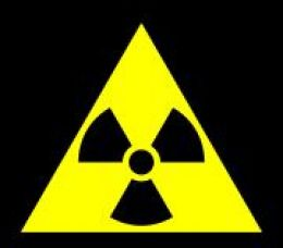 Nuclear Testing was prevalent throughout the Pacific for 50 years after World War 2. This symbol shows the danger of toxins to human and animal life.