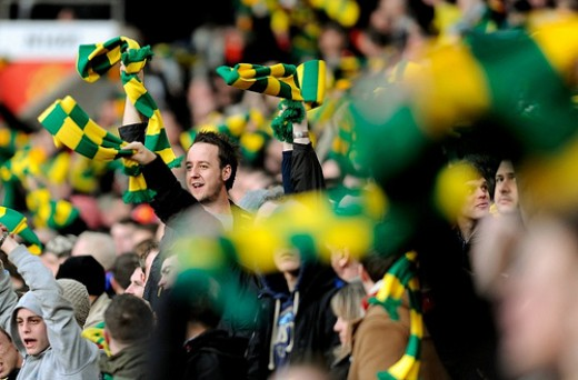 Green and gold anti glazer scarves