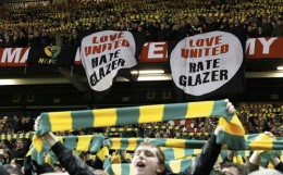 Keep up the support and get your green and gold protest scarves