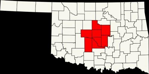 Central Oklahoma