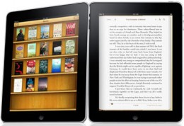 iPad Reader (http://www.electronichouse.com)