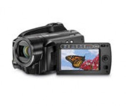 Canon VIXIA HG20 DVD Hard Drive, blu-Ray