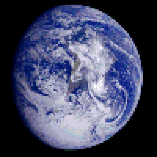 Earth. photo credit: nasa.gov