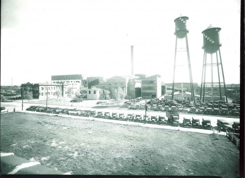 The Stockyards, early 1900s.