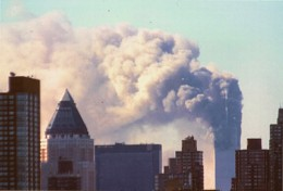 No matter what your view is on the destruction of the WTC on 9-11-2001, the US has changed markedly as a direct result.