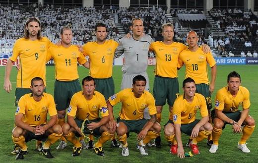 Socceroos's
