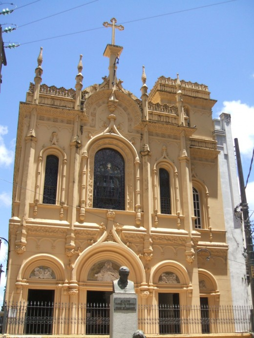 Church of Our Lady of Help Bahia