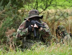 Playing Airsoft as an Alternative to Paintball