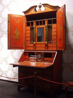 Thomas Chippendale Master furniture maker