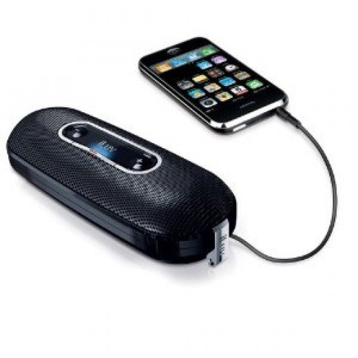 iLuv ISP Mini Portable Speaker