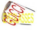 GUCCI EYEGLASSES AND SUNGLASSES