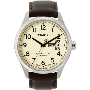 Timex Perpetual Calebdar | Photo credit:  Timex
