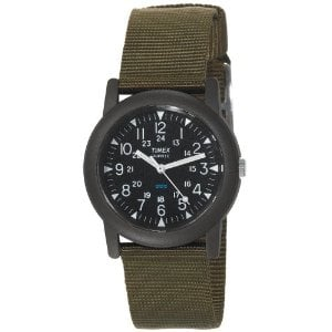 Timex Camper Watch | Photo credit:  Timex