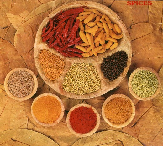 Spices of India = Taste of India