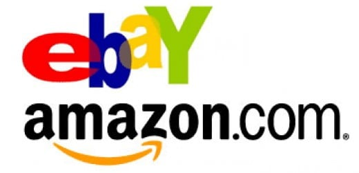 Ebay and Amazon
