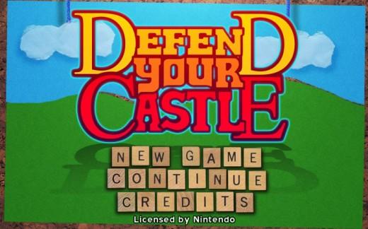 Defend Your Castle Screenshot