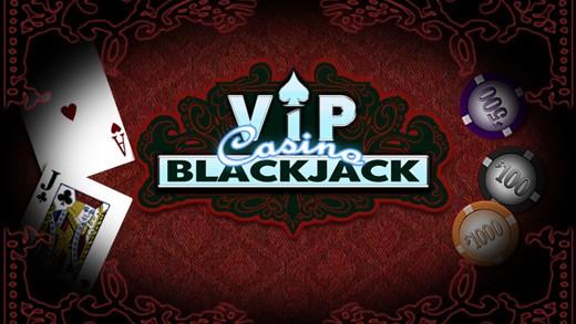 VIP Casino Blackjack Screenshot
