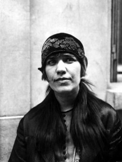The real Maria (aka Matryona) Rasputin (1898 through 1977)