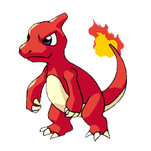 Charmeleon is the evolved form of Charmander.