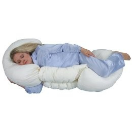 Grow to Sleep Adjustable Body Pillow, available at Target.com, photo credit: Target.com