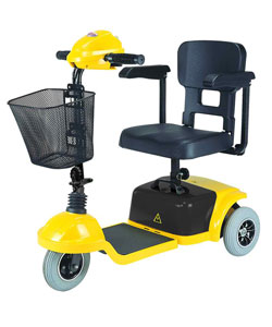 CTM Mobilty Scooter HS120, qualifies with other medicare scooters