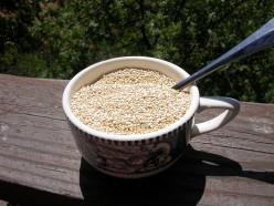 Quinoa from Bolivia - Gold of the Incas