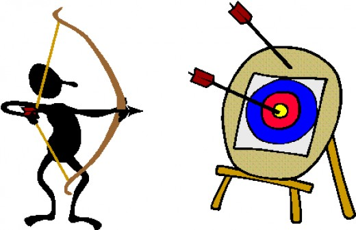 How do you expect to hit a bullseye when you don't know what you're aiming at?