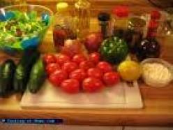 10 Cardinal Rules of Salad Making