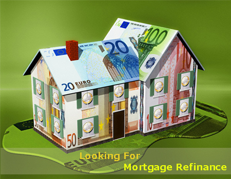 Can't refinance; value not sufficient!
