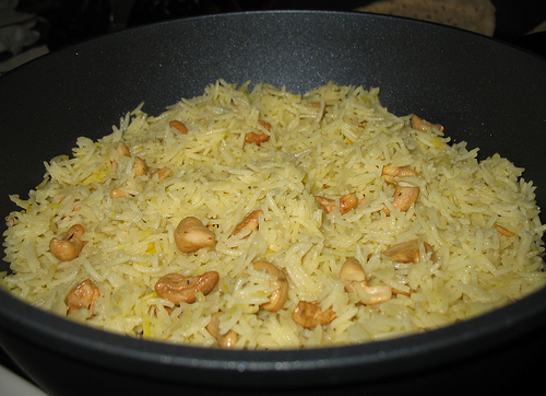 Rice main dish to stretch the budget photo: HeatherW @flickr